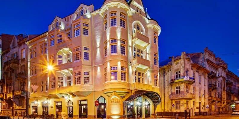Lviv Ukraine best Hotels