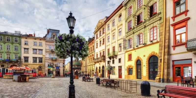 Best Of Lviv, Ukraine Tourist