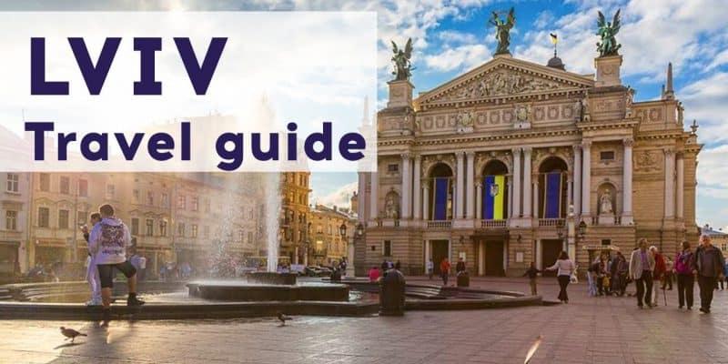 Travel To Lviv Ukraine